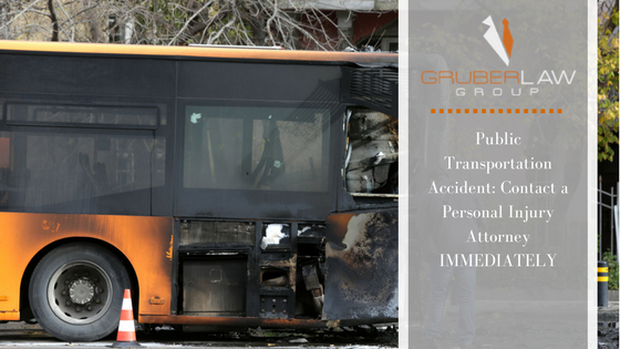 public transportation accident attorney